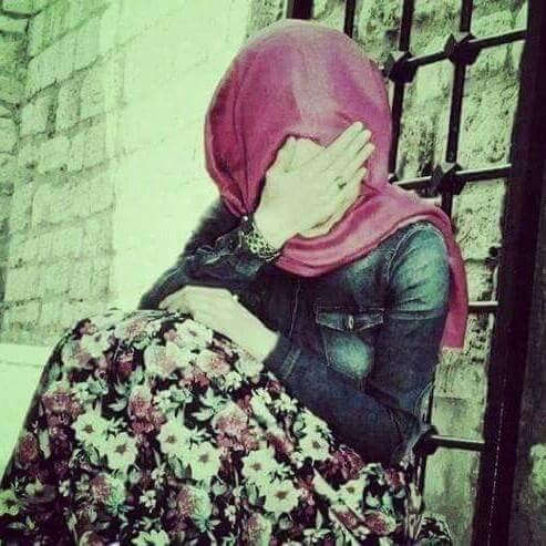 بالصور صور بنات محجبات حزينه , بنات محجبات جميلة لكن حزينة لماذا 604 6