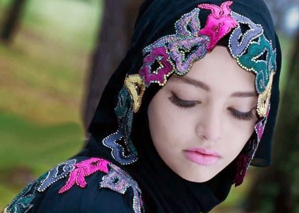 بالصور صور بنات محجبات حزينه , بنات محجبات جميلة لكن حزينة لماذا 604 7