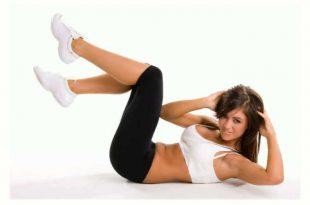 صورة تمارين البطن للنساء , للقضاء على دهون البطن اليكي هذه التمارين