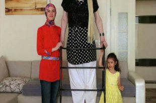 بالصور اطول امراة في العالم , نساء دخلوا موسعة جينس لطول قامتهن 624 16 310x205