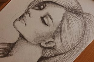 صوره اجمل رسومات , ارق بورتريهات فنان بالقلم الرصاص