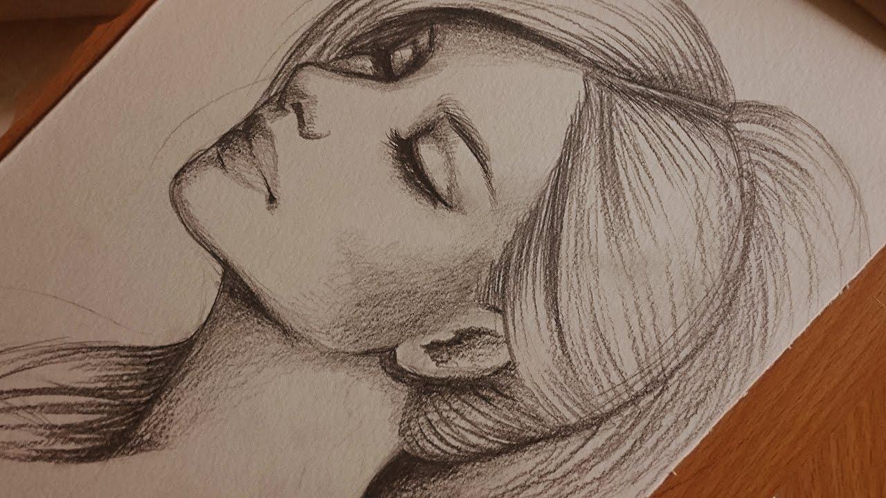 بالصور اجمل رسومات , ارق بورتريهات فنان بالقلم الرصاص 795
