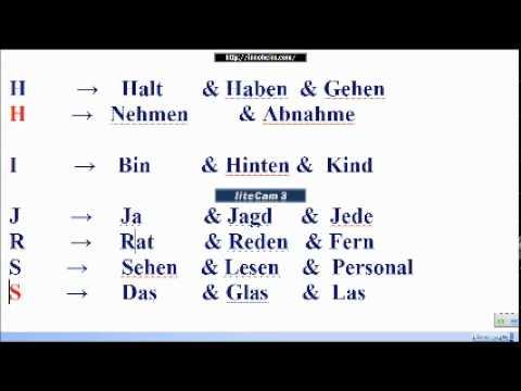 بالصور تعليم اللغة الالمانية , اروع الفيديوهات لتعليم الالمانى 15793