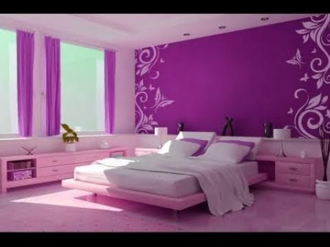 صور اجمل الوان الغرف , اروع وارق الغرف الرقيقة البسيطة