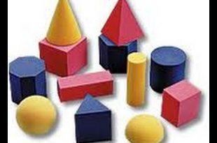 صورة اشكال ثلاثية الابعاد , ابسط واروع الاشكال البسيطة