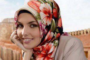 صورة لبس الحجاب التركي , اروع واجمل الملابس التركية