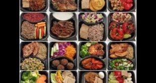 صورة وجبات دايت سالى فؤاد , اروع واجمل الوجبات البسيطة