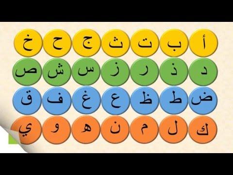 بالصور الحروف الابجدية بالترتيب , اللغة العربية وتعلم الحروف الابجدية 14966 12