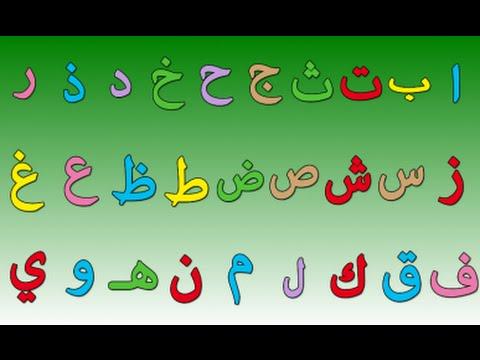 بالصور الحروف الابجدية بالترتيب , اللغة العربية وتعلم الحروف الابجدية 14966 8