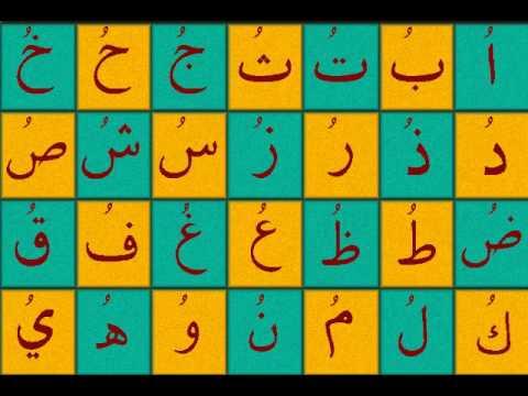 بالصور الحروف الابجدية بالترتيب , اللغة العربية وتعلم الحروف الابجدية 14966 9