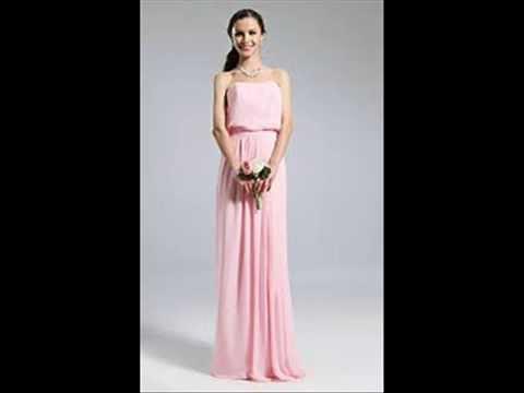 صورة فساتين للمراهقات للاعراس , اجمل الفساتين الرقيقة