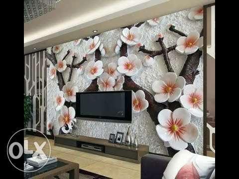 بالصور ورق حائط غرف نوم , اروع واجمل ورق الحوائط الرقيق 15284 8