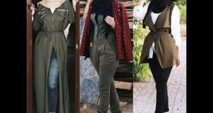 صورة ملابس محجبات صور , اروع الملابس الخاصة بالمحجبات