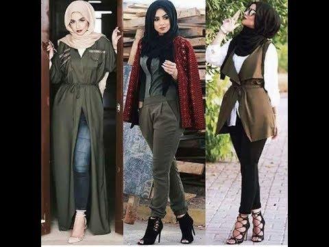 صور ملابس محجبات صور , اروع الملابس الخاصة بالمحجبات