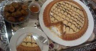 صورة حلى بسكوت سهل , اجمل واروع الحلويات الشرقية الرقيقة