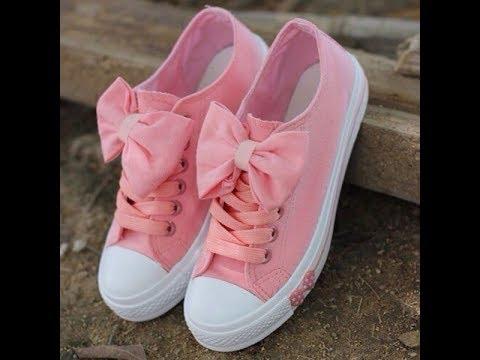 f69f3eb33 احذية بنات صغار شتوية , اروع الاحذية البسيطة الرقيقة للاطفال - كيف