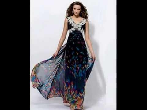 بالصور فساتين سهرة راقيه , ارق واروع الفساتين الرقيقة 16048 6