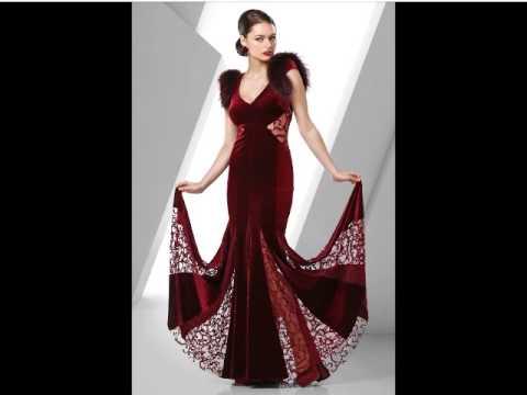 بالصور فساتين سهرة راقيه , ارق واروع الفساتين الرقيقة 16048