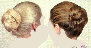 تسريحة شعر انيقة , اروع واجمل التسريحات الرقيقة البسيطة