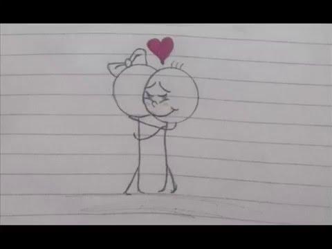 صور رسومات رومانسية بالرصاص , اروع الرسومات الجميلة بالقلم الرصاص
