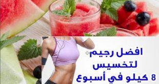 صورة هل البطيخ يزيد الوزن , اروع الفواكه التى تفيد الجسم