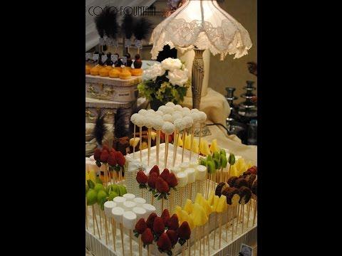 صور تنسيق طاولات استقبال للافراح , اروع واجمل الطاولات الاستقبال للافراح