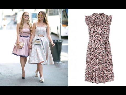 صورة فساتين صيفية , اروع واجمل الفساتين البسيطة الجميلة