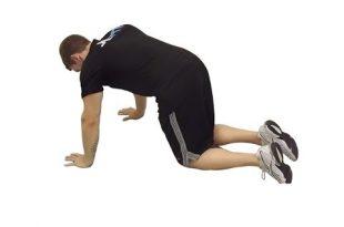 صورة تمارين المؤخرة , ابسط التمارين البسيطة للمؤخرة