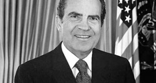 صورة من هو اول رئيس امريكي يستقيل قبل نهاية حكمه